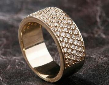 حلقه جواهر کد G121