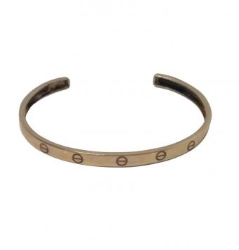 دستبند طلا مدل کارتیر کد 131