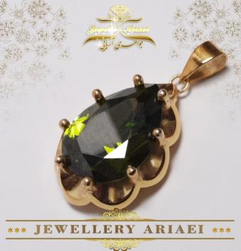 مدال نقره زبرجد کد 185