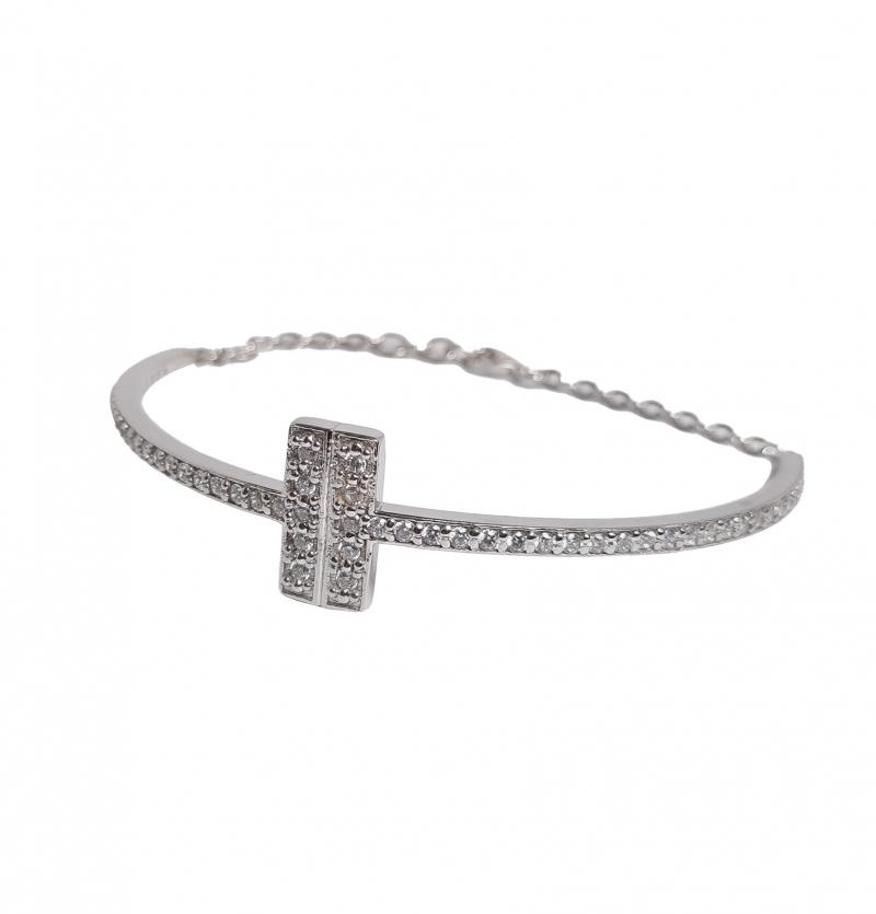 دستبند نقره سفارشی