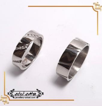 حلقه طلا و پلاتین کد 250